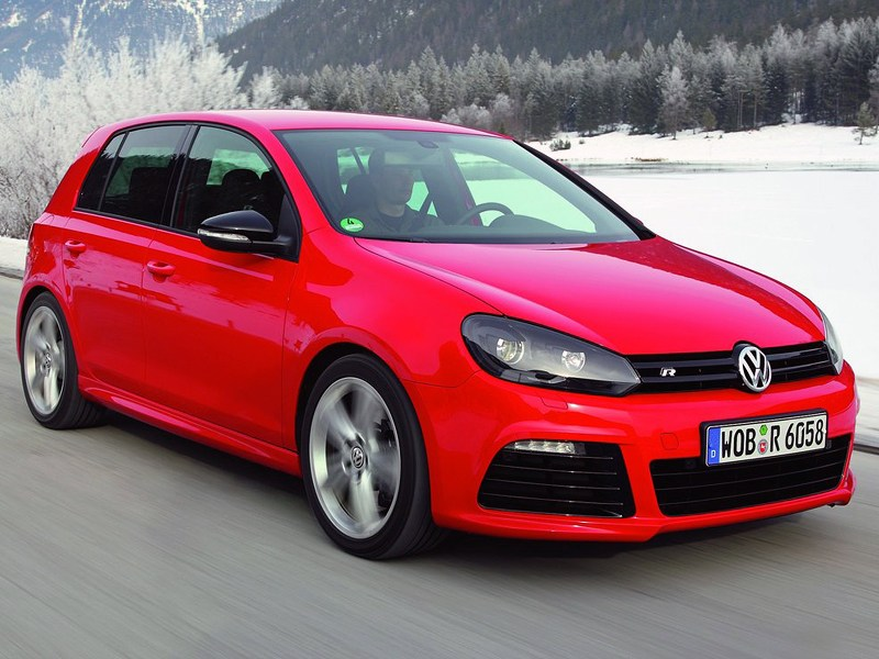 Volkswagen Golf R VI