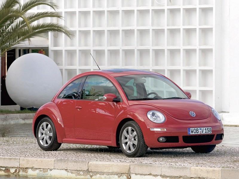 Реинкарнация (Mini Cooper, Volkswagen New Beetle, Сhrysler PT Cruiser, Citroёn C3 Pluriel) New Beetle поколение I