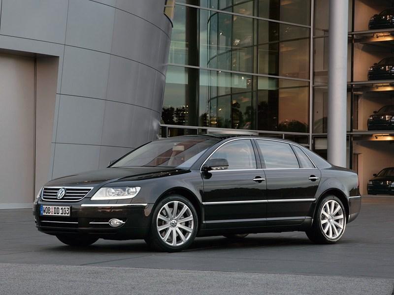 Volkswagen Phaeton I рест.