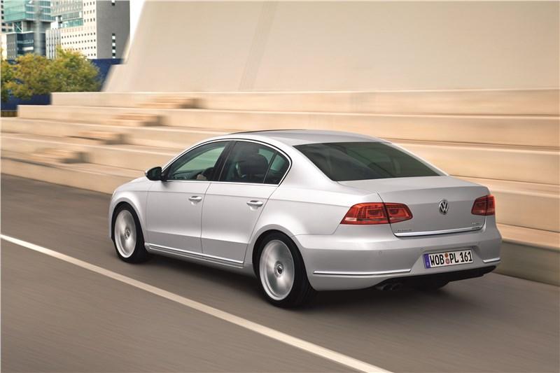 Volkswagen passat b7 фото 10