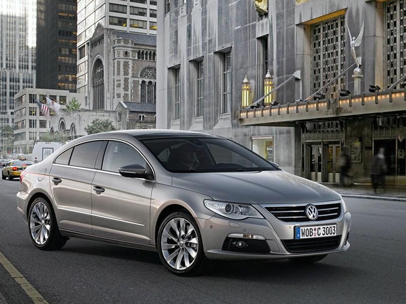 Volkswagen Passat CC I