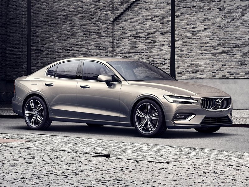 Volvo назвала российские цены на новый седан S60 Фото Авто Коломна