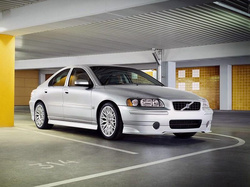 Volvo S60 I рест.