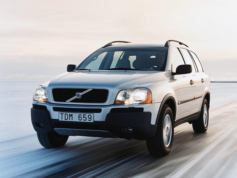 Volvo XC90 2002 фото 2