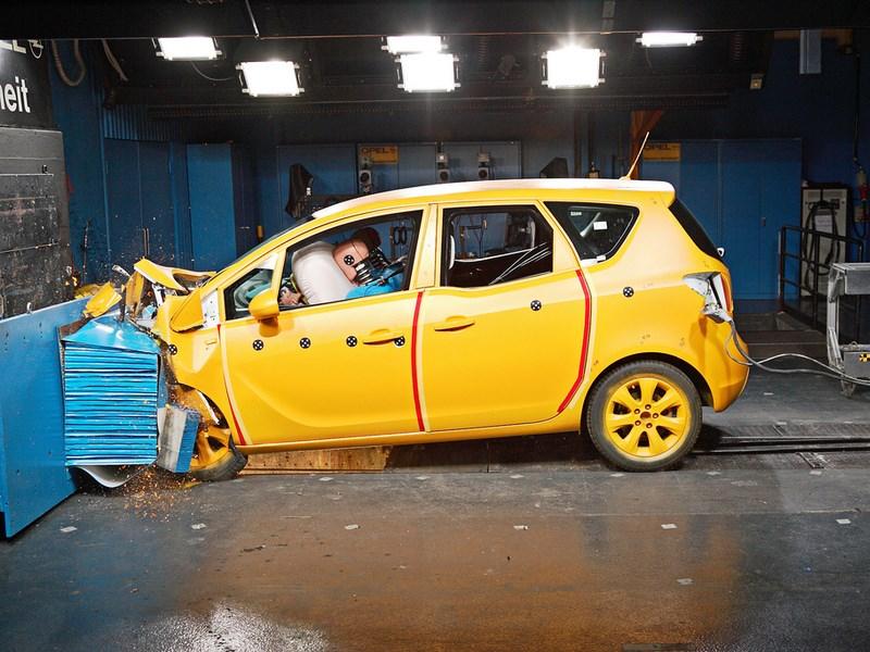 Euro NCAP провел первые тесты по новой методике
