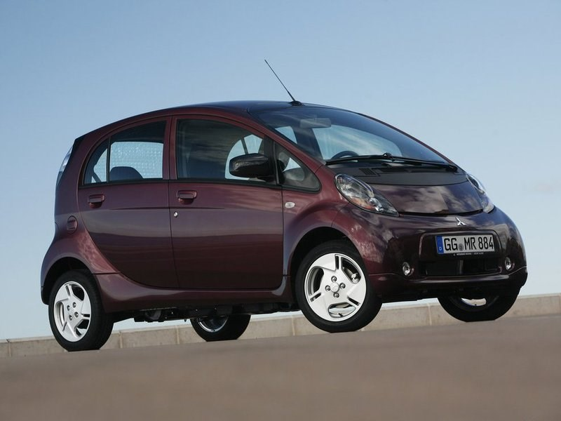 Продажи Mitsubishi i-MiEV в России выросли в I-ом квартале на 500%