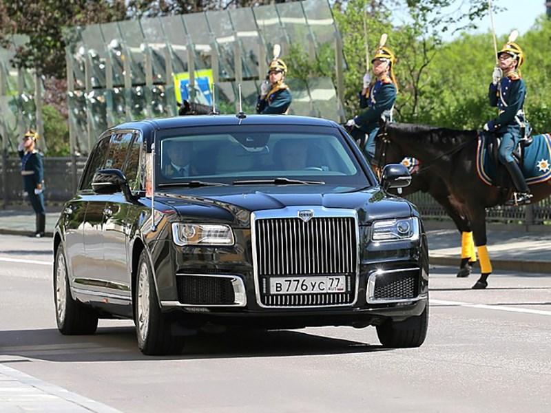 🚗 Внедорожник Aurus будет массовым Фото Авто Коломна