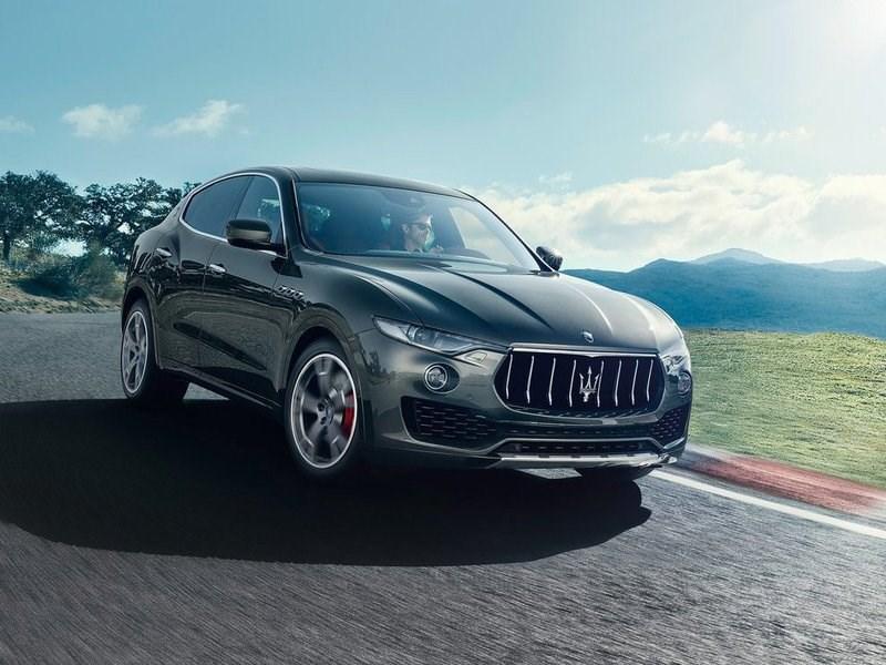 Первый кроссовер Maserati выходит на российский рынок