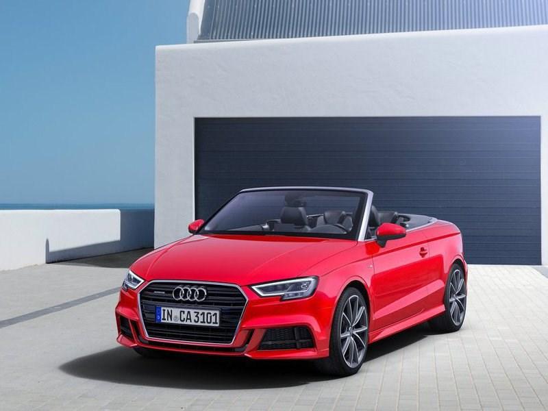Audi модернизировала американскую версию A3