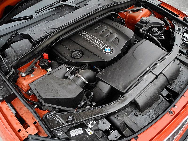 BMW X1 2012 двигатель