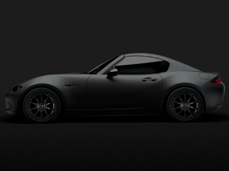 Mazda привезет в Лас-Вегас два концептуальных MX-5