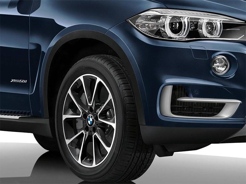 BMW X5 Security Plus concept 2013 передняя фара