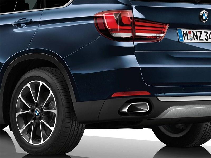 BMW X5 Security Plus concept 2013 задний фонарь