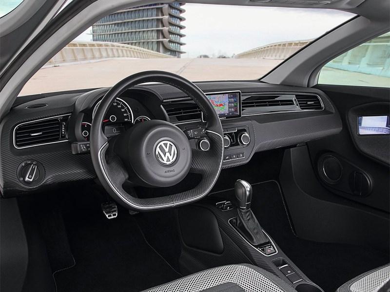 Volkswagen XL1 2013 водительское место