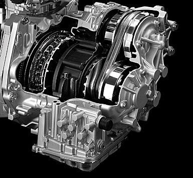 Nissan Murano 2010 бесступенчатый вариатор XTronic CVT