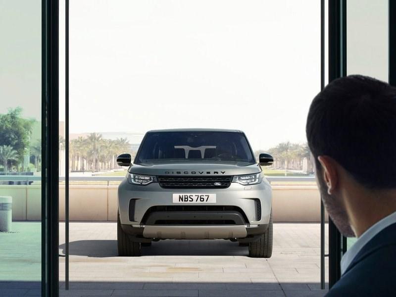 Jaguar Land Rover получил патент на систему распознавания лиц
