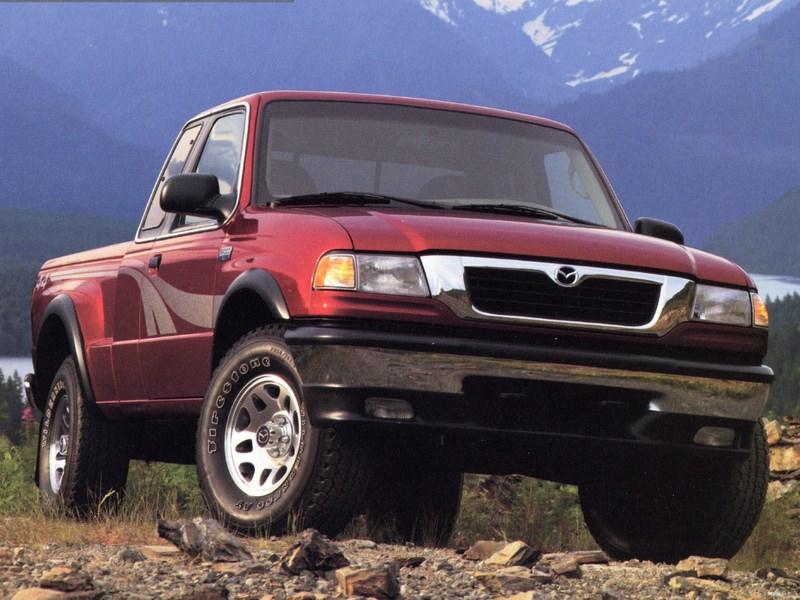 Mazda объявила о новом отзыве пикапов B-Series из-за эйрбэгов Takata