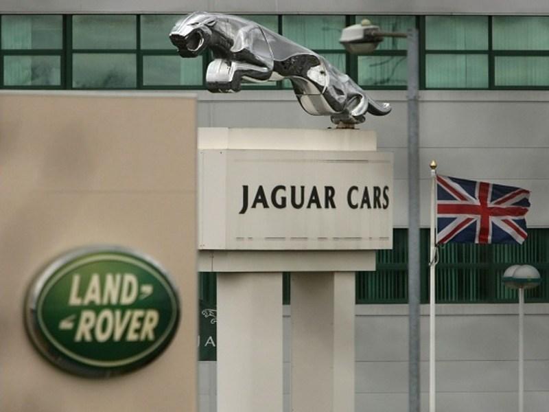 Jaguar Land Rover удерживает цены на прежнем уровне