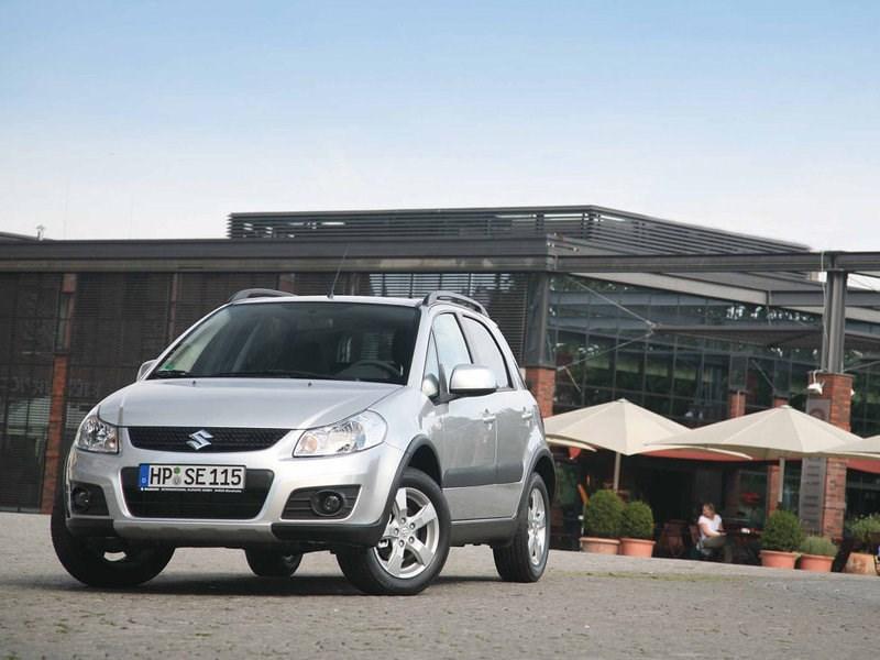 Suzuki SX4 Classic покидает российский авторынок