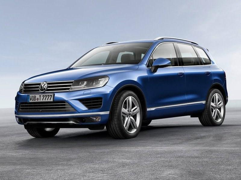 Volkswagen проводит масштабный отзыв кроссоверов Touareg - автоновости