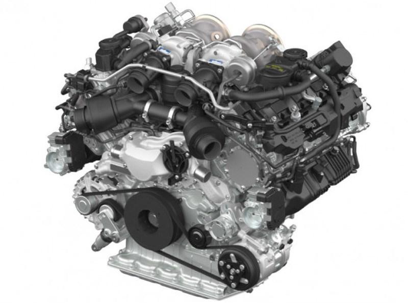 Porsche представила новый V8 для спорткаров