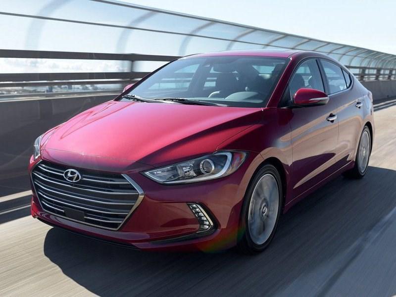 Hyundai опубликовал российские цены на новое поколение Elantra