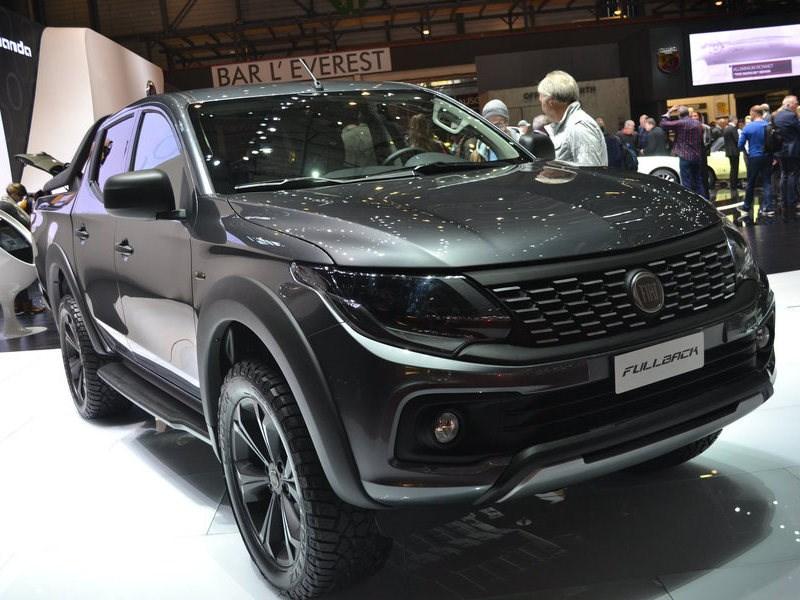 Fiat озвучил российские цены нового пикапа