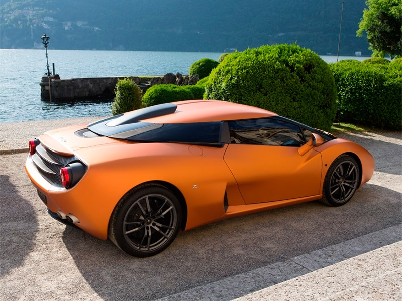 2010 Lamborghini 5 95 Zagato Concept photo - 1