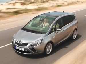 Opel Zafira и Meriva станут псевдокроссоверами