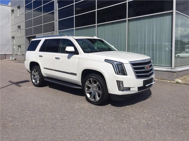 Cadillac Escalade - cadillac escalade 2015 дорогие мои кирпичи