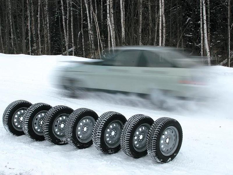 Зимние шины 2012-2013