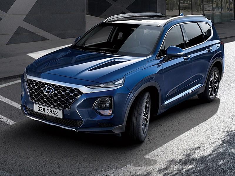 Hyundai официально представил новое поколение Santa Fe