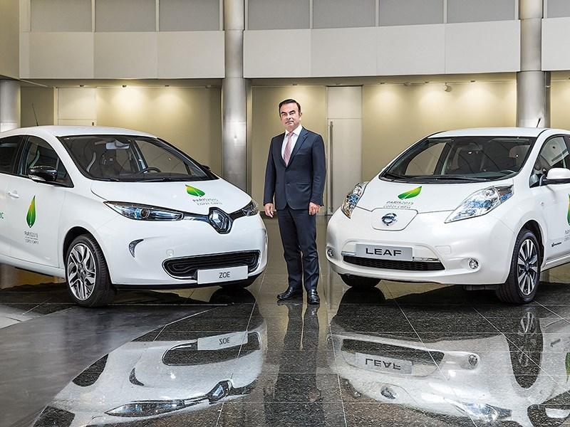 Renault и Nissan задумались о слиянии Фото Авто Коломна