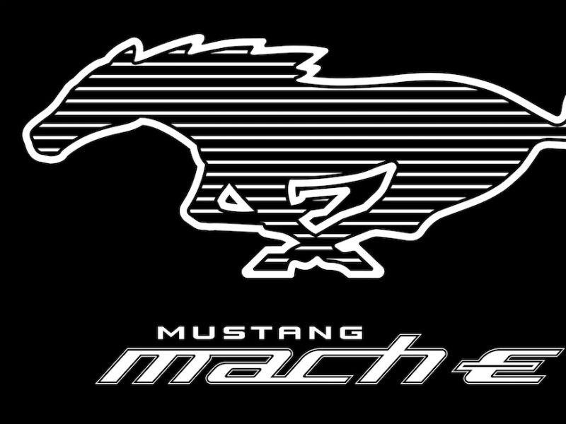 Электрокроссовер Ford получил имя Mustang Mach-E
