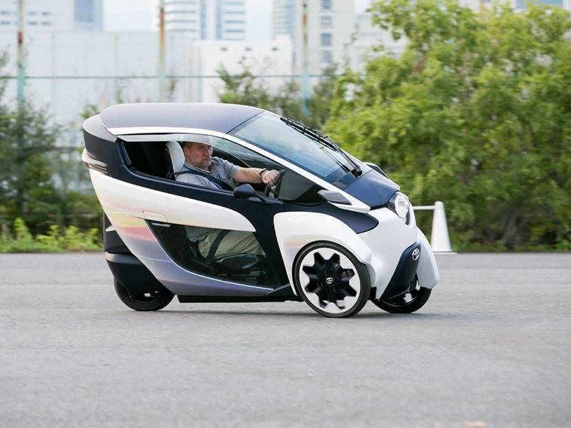 Электромобили Toyota получат китайские аккумуляторы