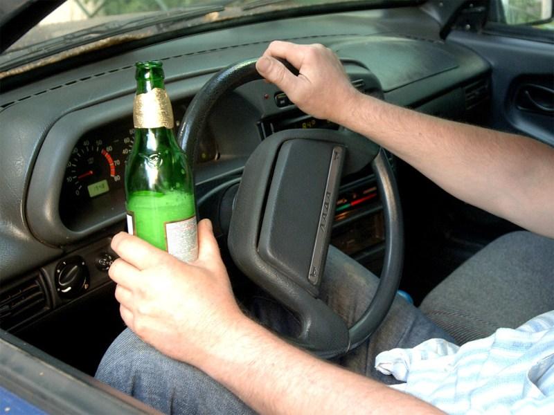 100 тыс. рублей за вождение в пьяном виде