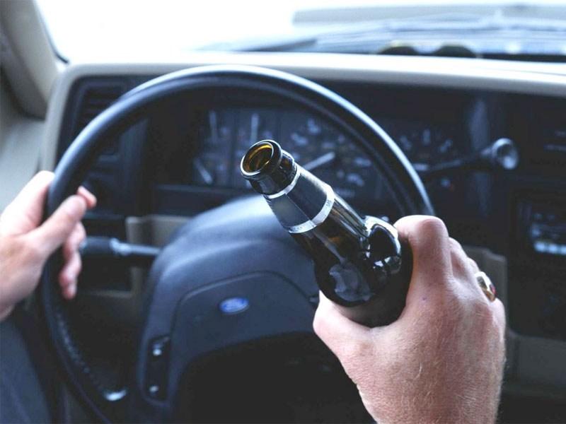 Кабмин поддержал 200-тысячный штраф для пьяных автолюбителей
