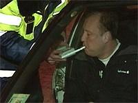 За 3 дня в столице задержано более 500 пьяных водителей