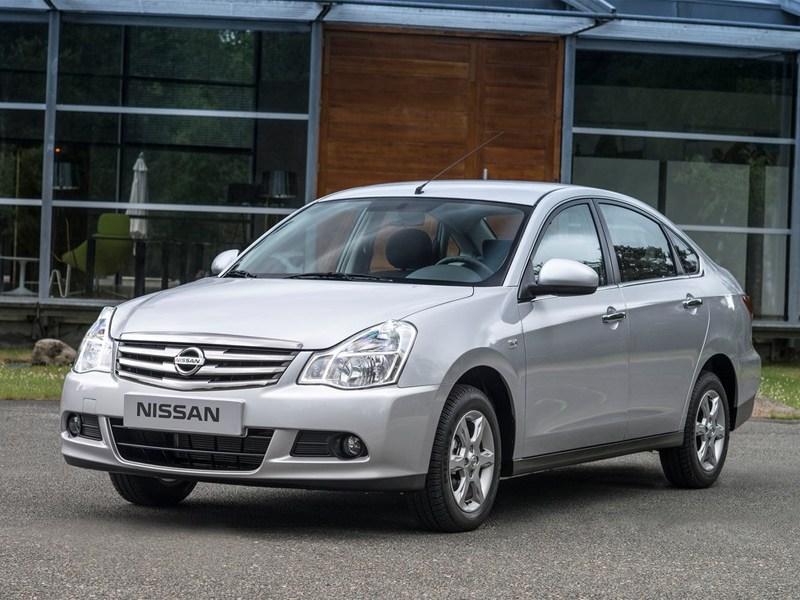Nissan озвучил цены на новый Almera