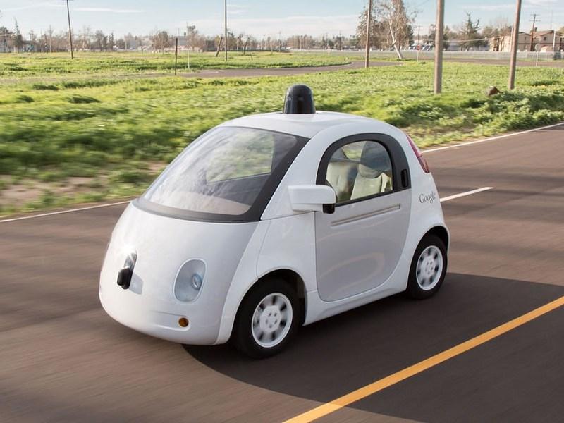 Google научил свои «беспилотники» сигналить
