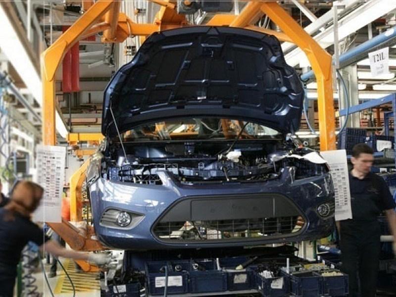 В Питере производство машин выросло на 61%