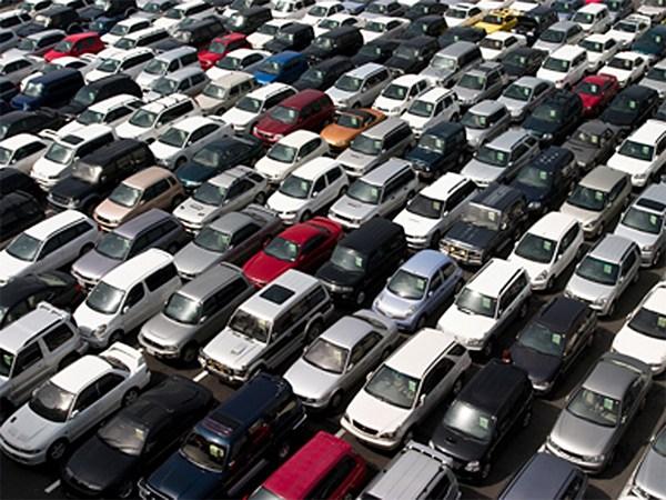 Белый и серебристый – самые популярные автомобильные цвета