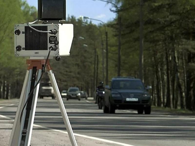 Камеры разрешили устанавливать взоне действия временных знаков