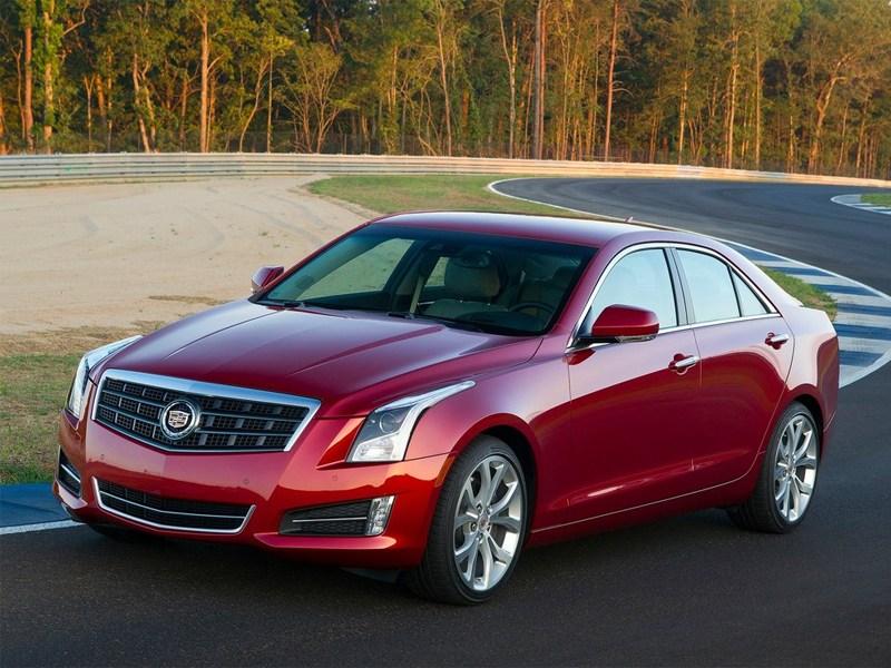 Cadillac ATS в рублях