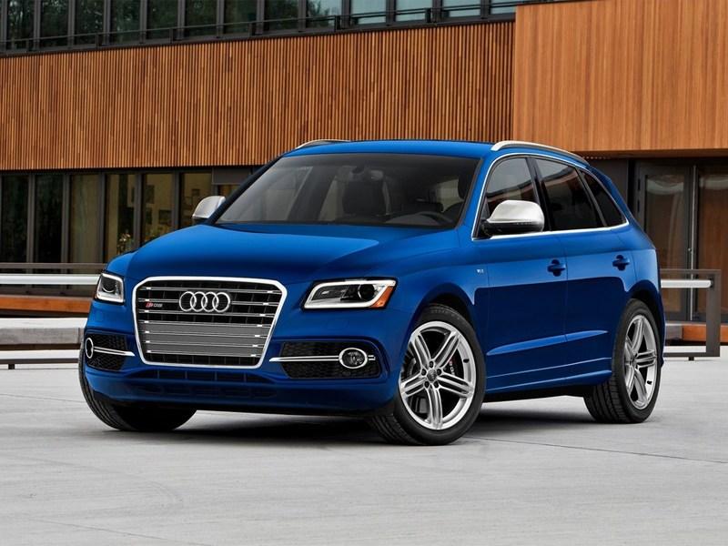Audi SQ5 теперь можно заправлять бензином