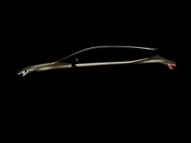Toyota Auris получит гибридную силовую установку