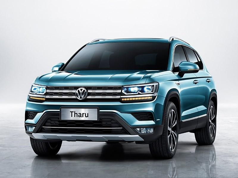 Volkswagen показал недорогой кроссовер для России