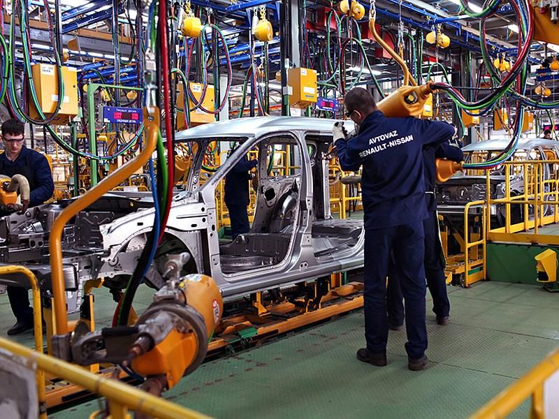 «АвтоВАЗ» улучшил качество покраски Lada Priora