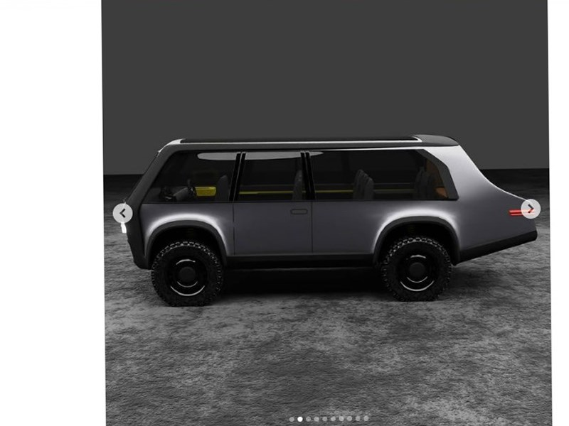 Отечественный дизайнер возродил микроавтобус «Старт»