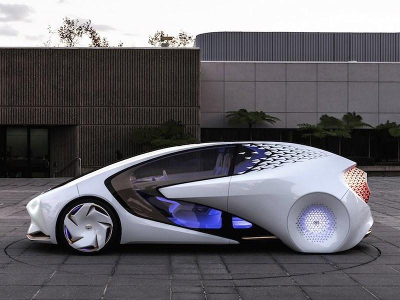 Toyota разработала собственный автомобиль с искусственным интеллектом